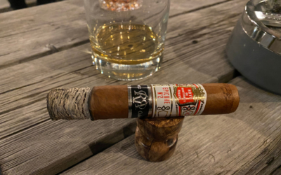 THE BEAUTY OF A PROPERLY AGED AND VINTAGE CUBAN CIGAR