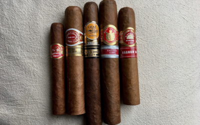 LOCKDOWN LINEUP: CUBAN CIGAR RECOMMENDATIONS TO HELP GET YOU THROUGH PANDEMIC TIMES